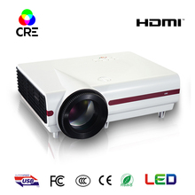 hd lcd projector for movie show home projector proyector