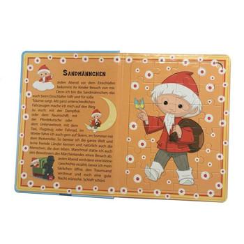 Niños De Dibujos Animados Rompecabezas Libro Buy Libro De Dibujos