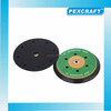 Best quality 150mm,8+6+1hole,Velcro/Grip Poyurethane Foam Sanding Pads