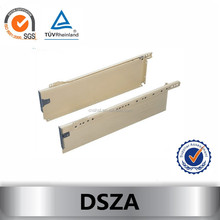 DSZA drawer track guide and glides