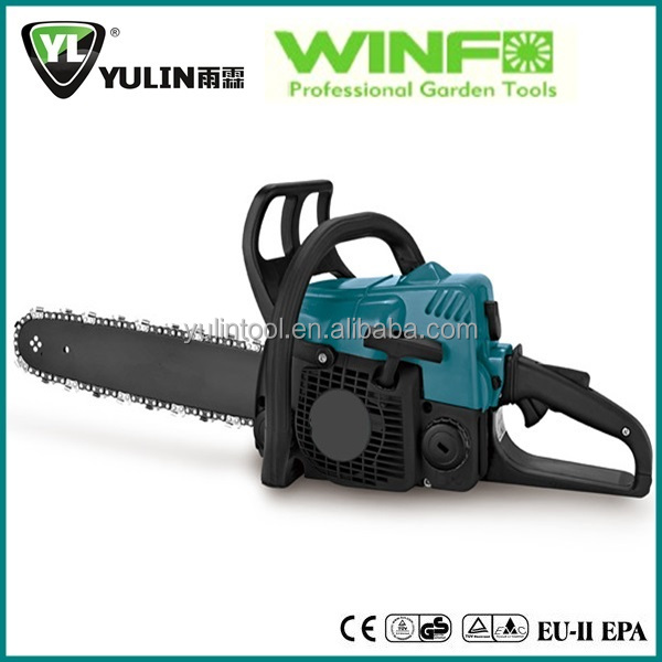 Small Gas Chainsaw for Cutting Firewood