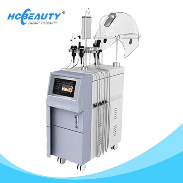 Professional Oxygen jet skin whitening facial care