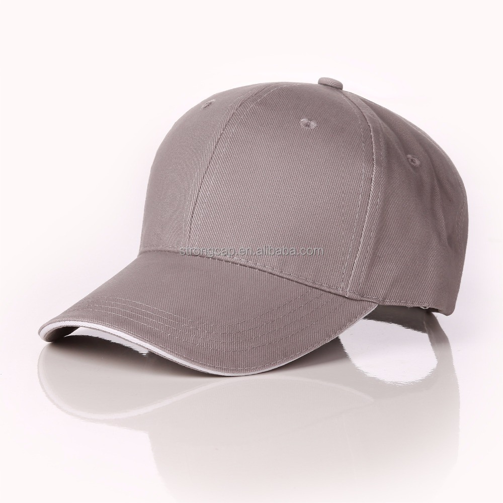 Croatia Cotton Sandwich Baseball Cap With Your Own Logo - Buy ... 1a2ad489798