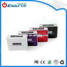 China supplier 2600mah power bank external battery charger for ht