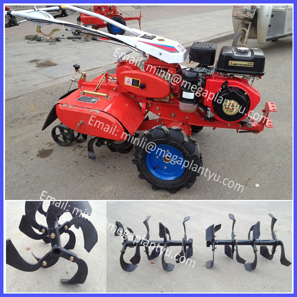 new design factory supply plough rotary cultivator machine /Rotary tiller