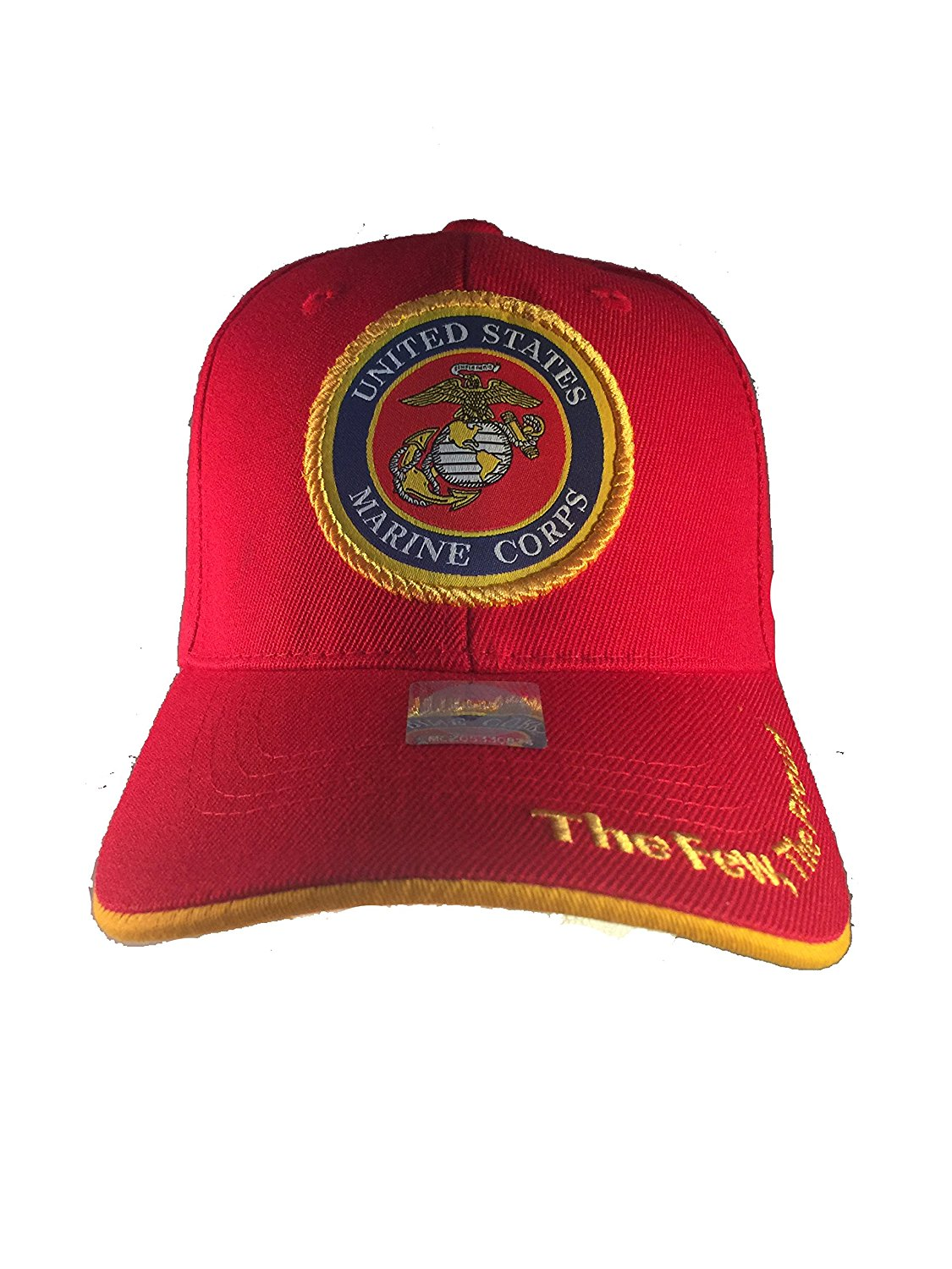 Get Quotations · EZ Gifts Officially Licensed US Marine Corps USMC Marines  USMC Military Baseball Cap Hat NEW 0ecd48b2caa6