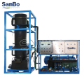 SamBo Industrial Plant 25 Tons Tube Ice Machine Philippines For Coffee Shops Hotels Bars