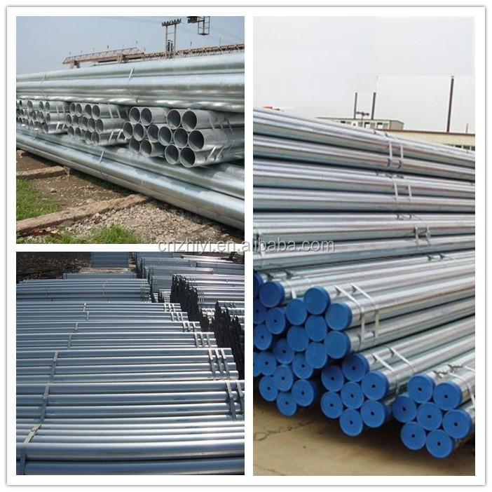 Hi q used steel pipe tube fitting