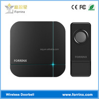 2016 Newest Forrinx B11 433MHz Radio Frequency Wireless Door Chime for Business