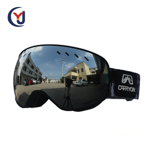 Skiing Snowboarding Goggles optical high density foam Ski Eyewear easily replace lens Snow Glasses