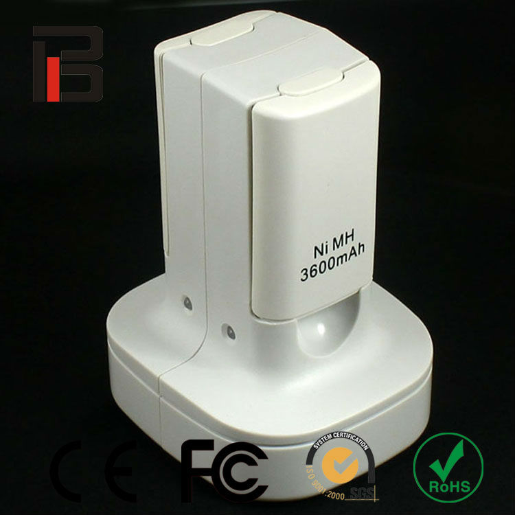 Genius for xbox360 battery charge dock/for xbox360 charging dock