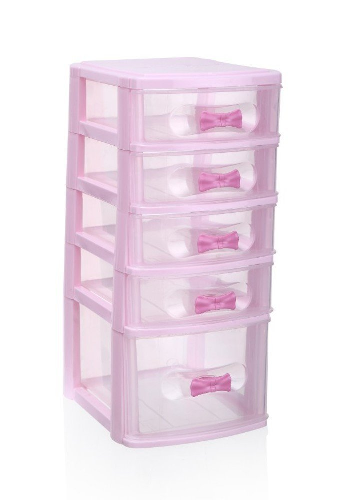 creative makeup storage box/ cabinets and drawer/ plastic lockers-H