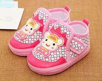 Wholesale cotton autumn cute baby casual shoes oem