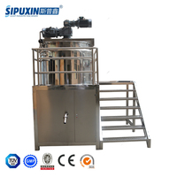 Sipuxin SJB large mixer blending machine for food detergent and cosmetics products