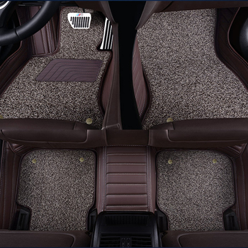Popular Eco-Friendly Full Set Leather Mats For Cars