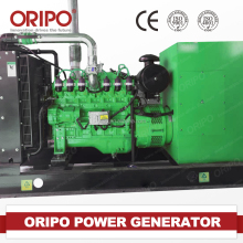 200KW Biogas Generator, CHP Biomass Generator Set, Methane Gas Generator with Cogeneration