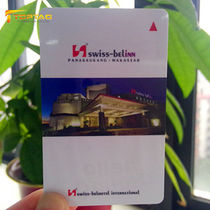 Custom Printing Access Control NFC Electronic Key Card