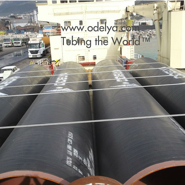 Steel Pipes with Coating & Lining
