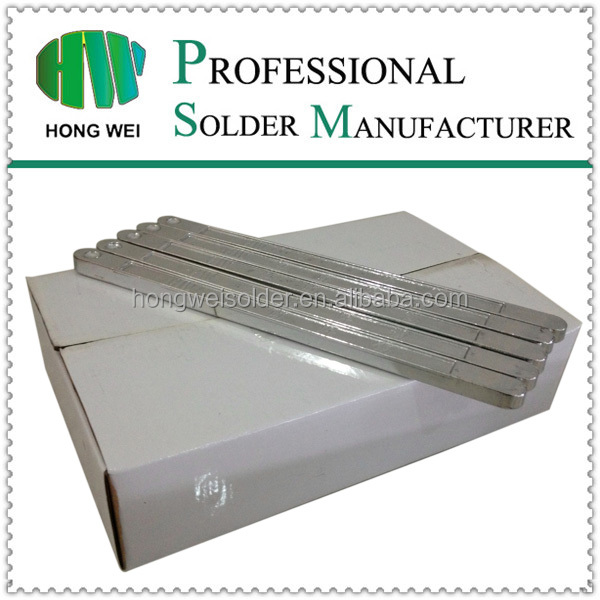 Best quality led soldering tin solder bar 60 40