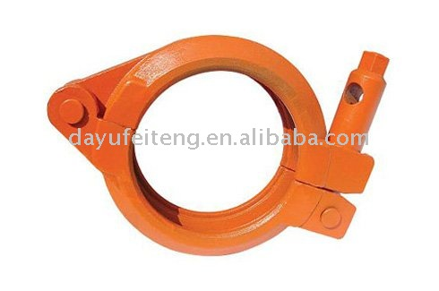 DN80 concrete pump quick coupling clamp
