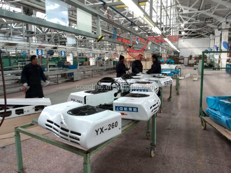 Yx-150 Dc 12v Cooler System Small Truck Transport Refrigeration ...