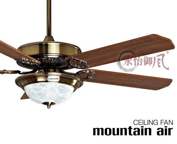Mountainair Led Lighting Orient Ceiling Fan