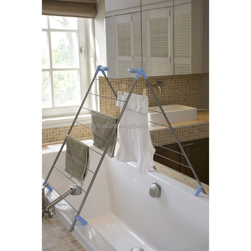 Over The Bath Drying Rack Cosmecol