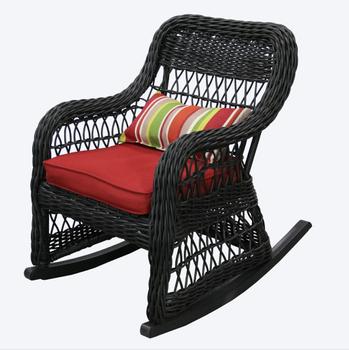 Enjoyable Woven Steel Rocking Chair Buy Wide Rocking Chair Cheap Rocking Chairs Product On Alibaba Com Creativecarmelina Interior Chair Design Creativecarmelinacom
