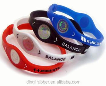 Oem Sport Silicone Energy Bracelet