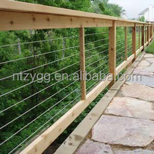 Steel Cable Fence Making Used 6x7 7x7 A Grade Galvanized Steel ...
