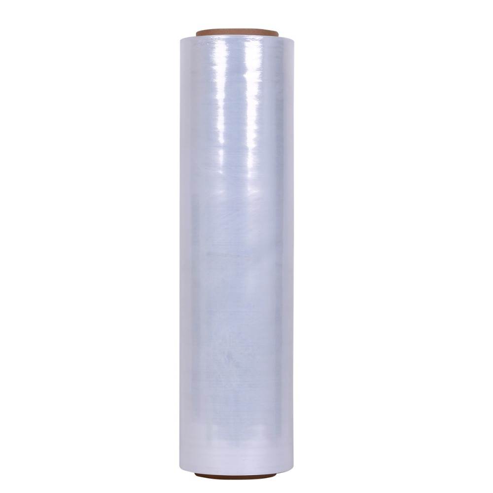 Pallet Shrink Wrap Polyethylene Transparent Lldpe Stretch Film