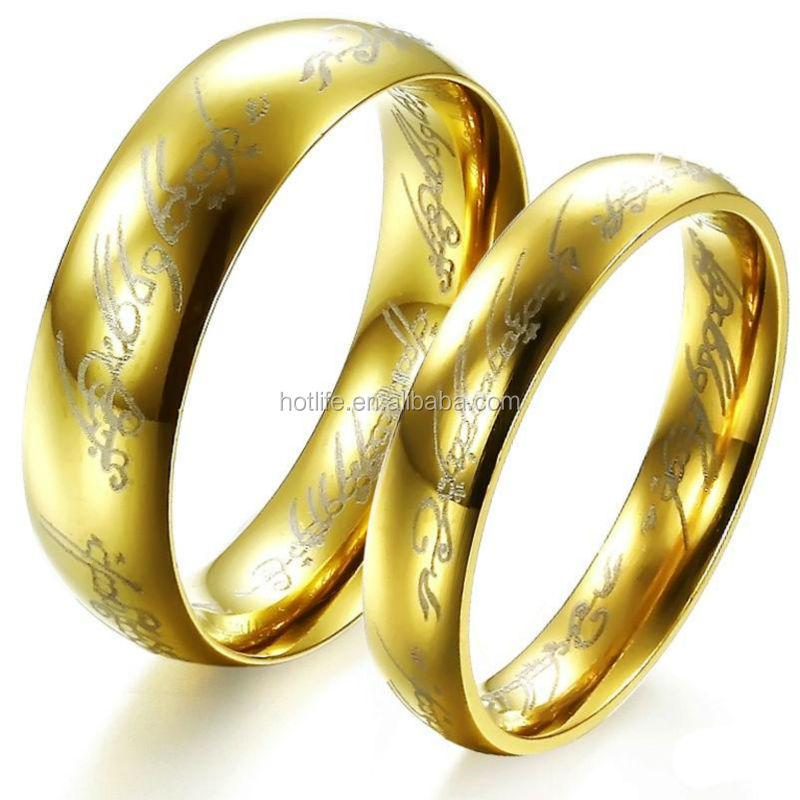 Price 24k Gold Wedding Ring