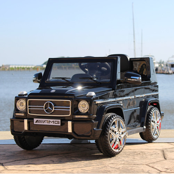 Hot Ing Toys Licensed Mercedes G Wagon Electric Ride On Cars Toy Kids