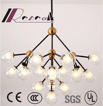 Modern halogen pendant lamp with glass balls buy pendant lamp modern halogen pendant lamp with glass balls mozeypictures Gallery