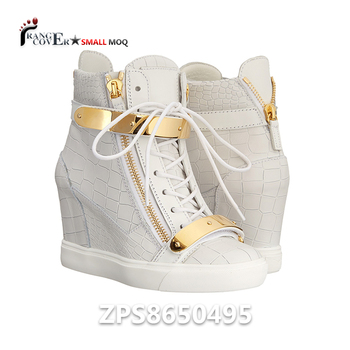 high quality high quality buy good Lace-up Closure Hook & Loop Straps Women Ladies Sneaker Wedges - Buy  Sneaker Wedges,Women Sneaker Wedges,Ladies Sneaker Wedges Product on  Alibaba.com