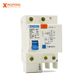 Function earth leakage circuit breaker DZ47LE 1P+N 10A 30MA electric elcb rating