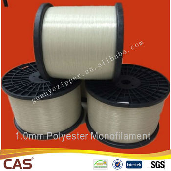 1.0mm/1.05mm for Black Nylon Teeth nylon monofilament line