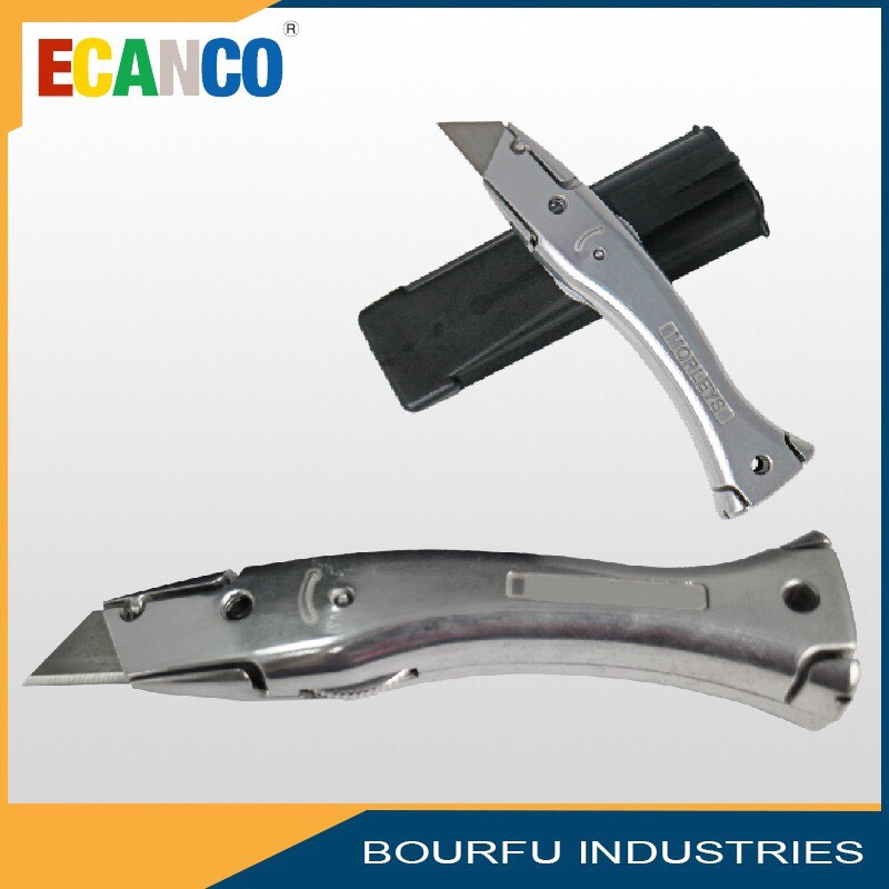 Taiwan High Quality Function Utility Safety Cutter Blade Knife