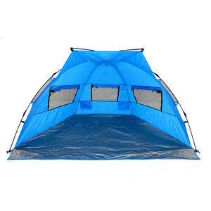 Adult automatic fishing outdoor camping beach umbrella tent