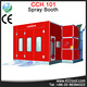 Launch CCH-101 used portable car spray booth for sale price original