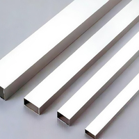 Steel Square Tubing Standard Size