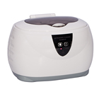Digital Ultrasonic Dental Cleaner 600ml Jewellery Ultrasound Cleaner