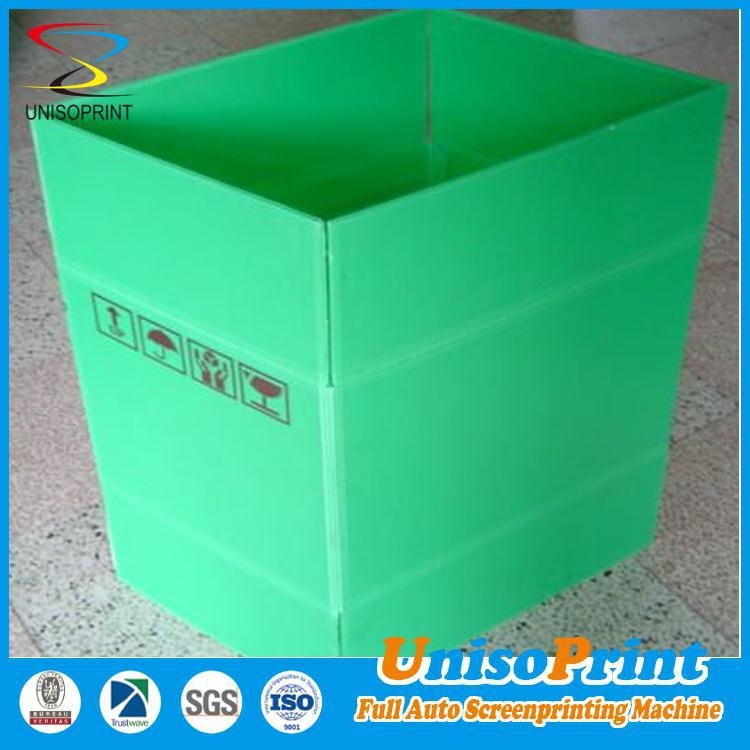 UV fade resistant made in China Professional corrugated plastic gift folding corrugated plastic sheeting storage box