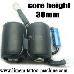 10 wraps coils tattoo machine parts & Hot Sale Handmade Tattoo Machine Coils
