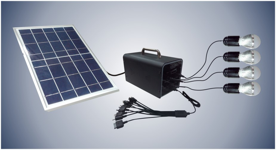 20w Portable Mini Solar Power System Solar Home System For Home ...