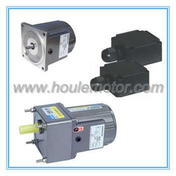 Houle 220v 380v Small Ac Electric Motor Induction Gear