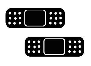 (Pack of 2) iJDMTOY JDM Style Die-Cut Decal Vinyl Stickers, Black
