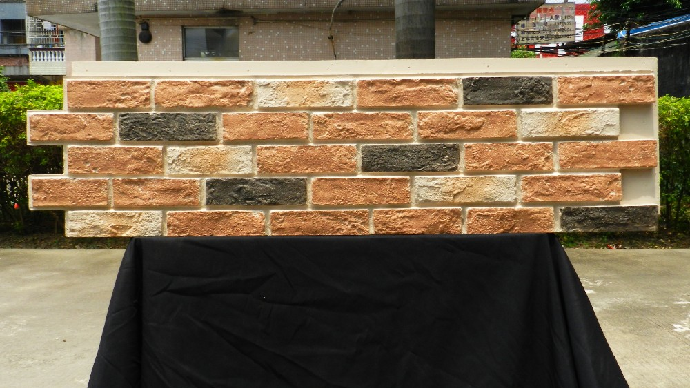 Polyurethane Pu Foam Panel Exterior Decorative Siding Faux