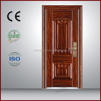 Main door design non standard exterior door nigeria steel for Door design nigeria