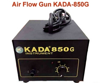 220V & 110V new design solder station KADA 850G air flow gun